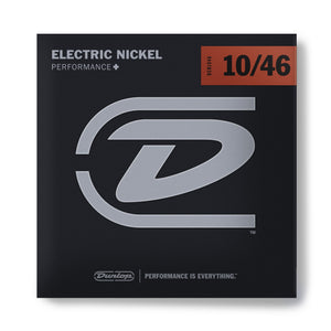 Dunlop ELECTRIC GTR STR SET 10/46 N/P-ST MED