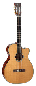Takamine Thermal Top Series Orchestral AC/EL Guitar with Cutaway