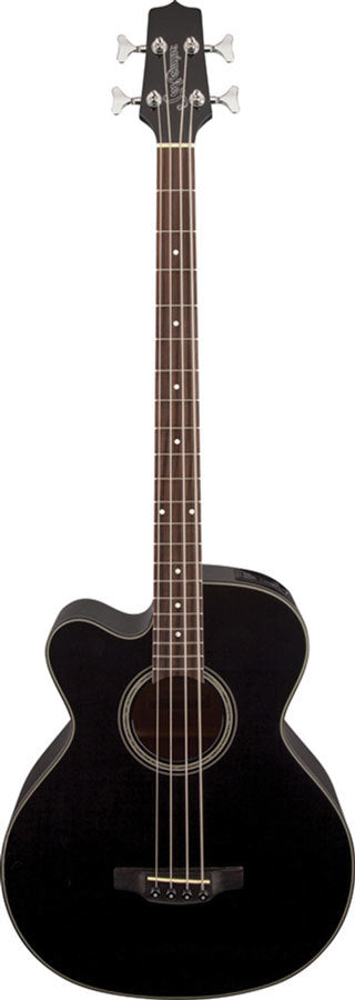 Takamine GB30 Series Left Handed AC/EL Bass Guitar with Cutaway
