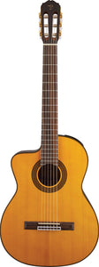 Takamine GC5 Series Left Handed AC/EL Classical Guitar with Cutaway