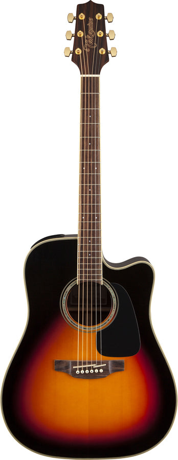 Takamine G50 Series Dreadnought AC/EL Guitar with Cutaway