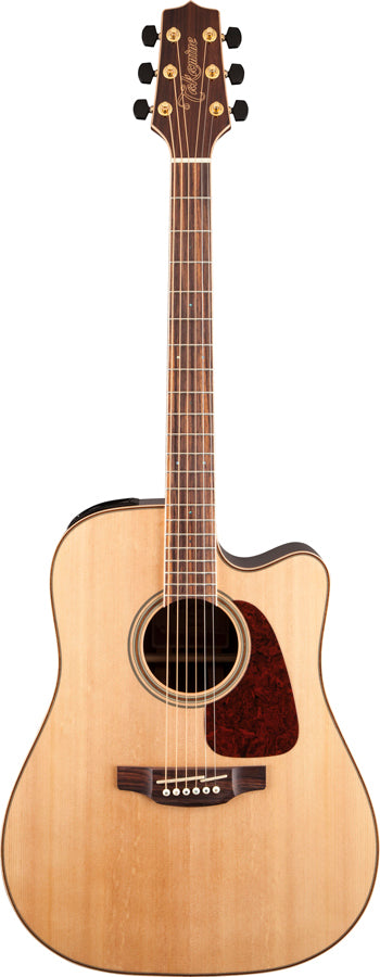 Takamine G90 Series Dreadnought AC/EL Guitar with Cutaway