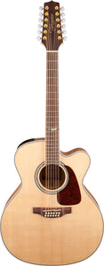 Takamine G70 Series 12 String Jumbo AC/EL Guitar with Cutaway