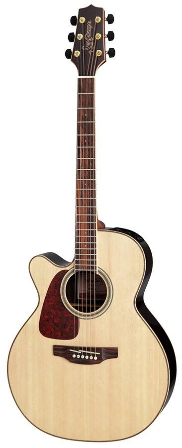 Takamine G90 Series Left Handed NEX AC/EL Guitar with Cutaway