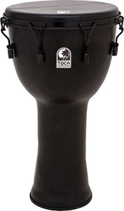 "Toca Freestyle Series Mech Tuned Djembe 9"" in Black"