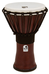 "Toca Freestyle 2 Series Djembe 9"" in Red"