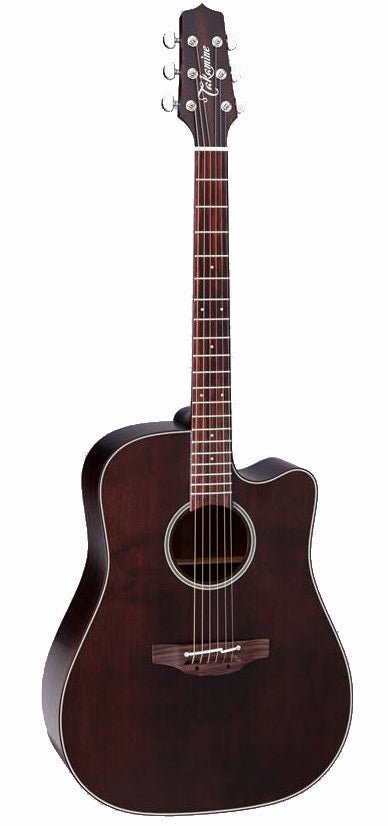 Takamine Pro Series 1 Dreadnought AC/EL Guitar with Cutaway