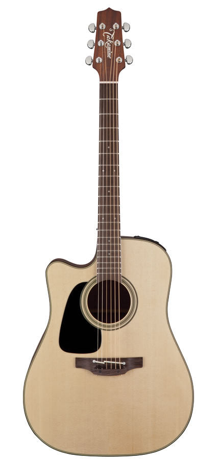 Takamine Pro Series 2 Left Handed Dreadnought AC/EL Guitar with Cutaway