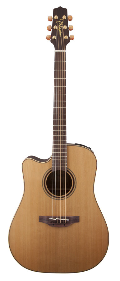 Takamine Pro Series 3 Left Handed Dreadnought AC/EL Guitar with Cutaway