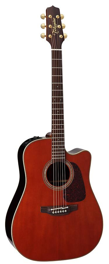 Takamine Pro Series 5 Dreadnought AC/EL Guitar with Cutaway