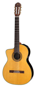 Takamine Pro Series Left Handed AC/EL Full Size Classical Guitar with Cutaway