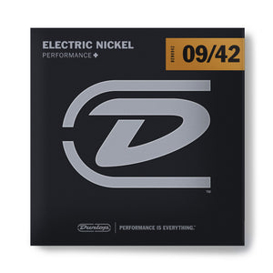 Dunlop ELECTRIC GTR STR SET 09/42 N/P-ST LT