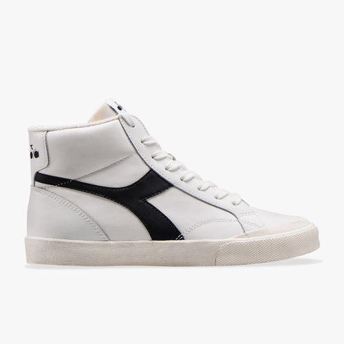 Sneakers - Melody High (Zwart) - Illinois Gent