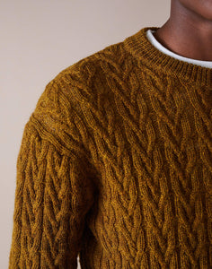 Knit - Narbe (Oker) - Illinois Gent