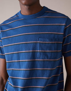 T-shirt - Vinzo (Stripe) - Illinois Gent