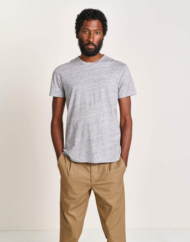 T-Shirt - Vole (Grey) - Illinois Gent
