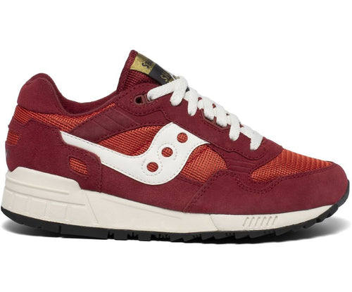 Sneakers - Shadow 5000 (Rood) - Illinois Gent