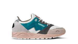 Sneakers - Aria 95 (Whitecap Grey / Mosaic Blue) - Illinois Gent