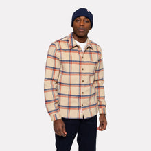 Afbeelding in Gallery-weergave laden, Overshirt - ( Off White - Ruit) - Illinois Gent