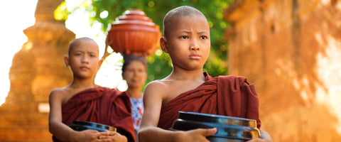 Blogartikel Travel Guide Myanmar