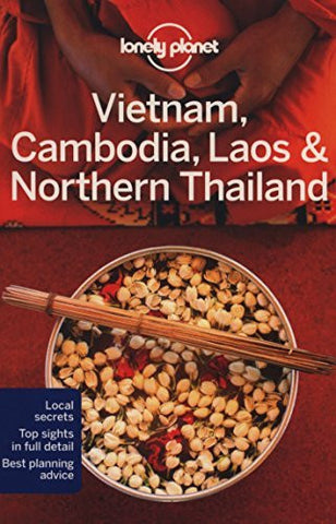 Lonely Planet Multi-Country Guides Vietnam, Cambodia, Laos & Northern Thailand