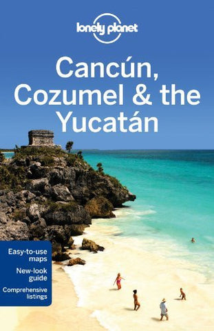 Lonely Planet Country Regional Guide Cancun Cozumel & the Yucatan