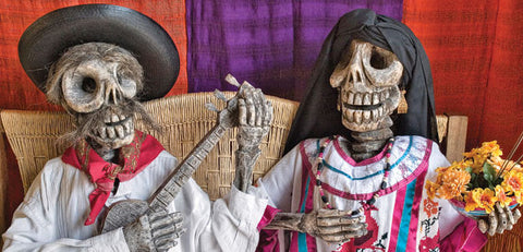 Abenteuerreise Mexico Day of the Dead in Oaxaca
