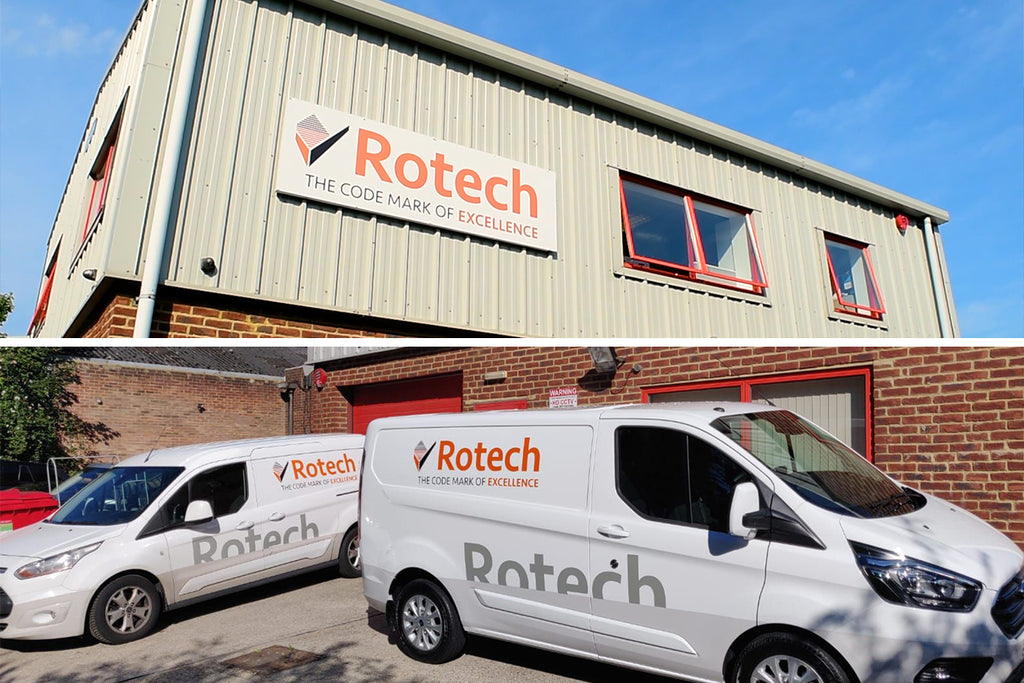 Buy Rotech Office and Factory