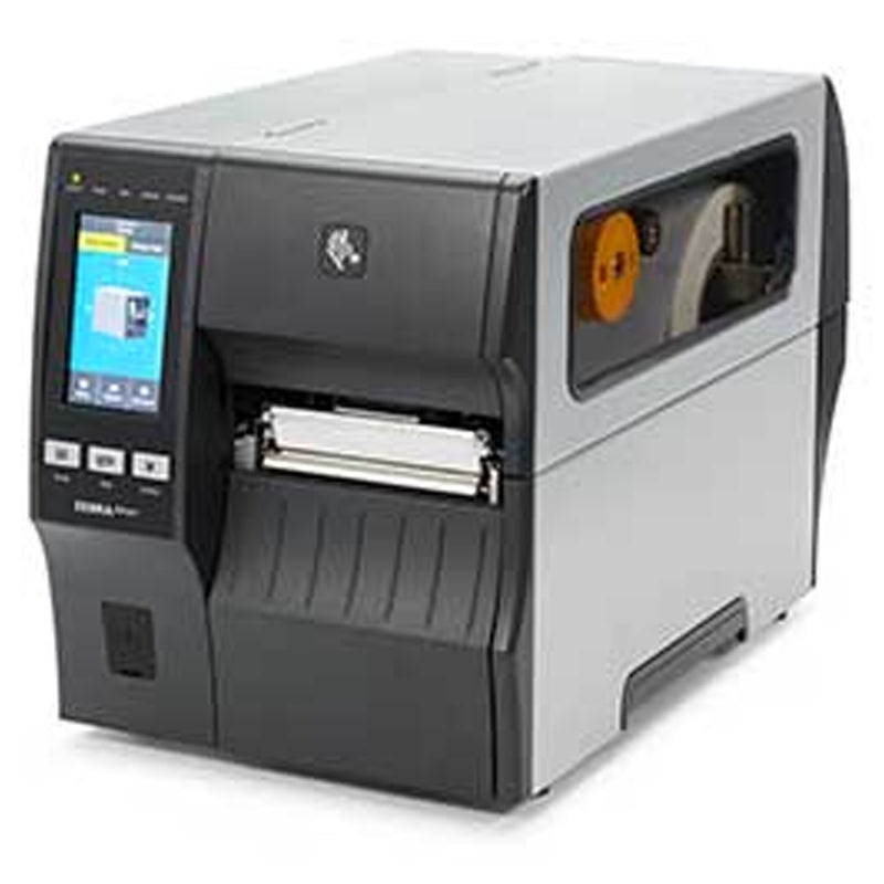 Zebra ZT411 Thermal Transfer Industrial Label Printer 300dpi with Bluetooth ZT41143-T0E0000Z