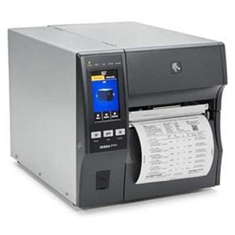 Zebra ZT421 Thermal Transfer Industrial Label Printer 300dpi with Bluetooth ZT42163-T0E0000Z
