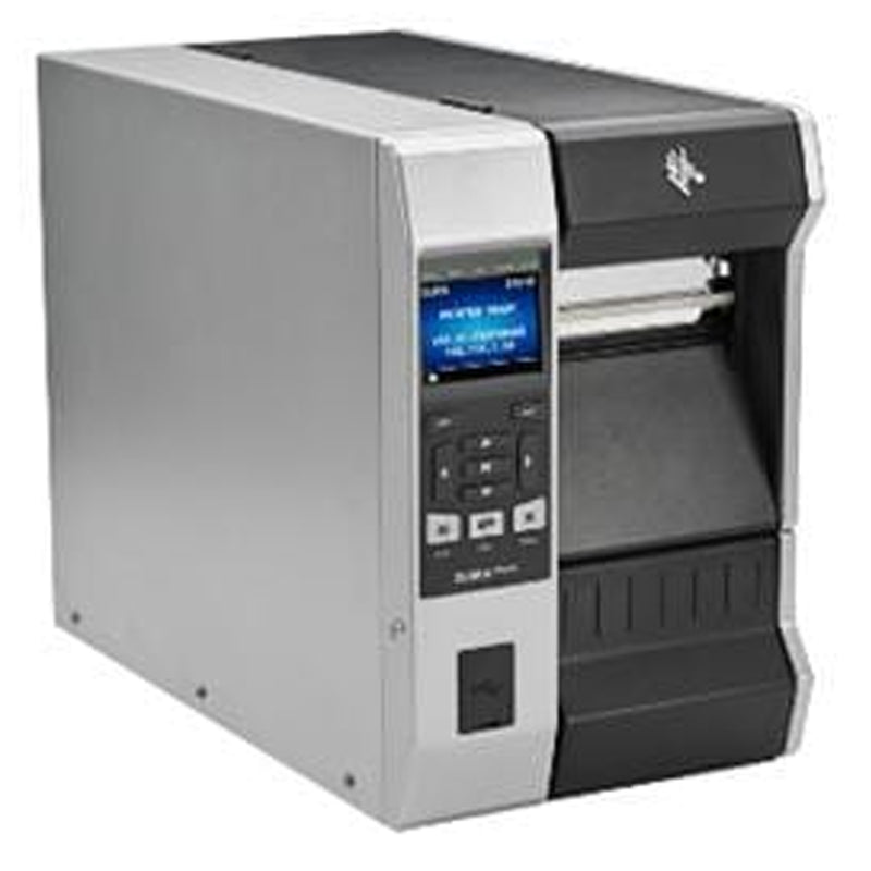 Zebra ZT610 Intelligent Thermal Transfer Industrial Label Printer 203dpi ZT61042-T0E0100Z