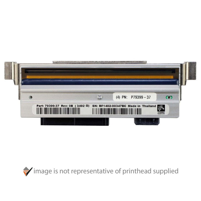 Zebra 110PAX4 LH/RH Equivalent Thermal Printhead (203dpi) G57202-1M SKU HEAD-Z110P4-203 Rotech Machines