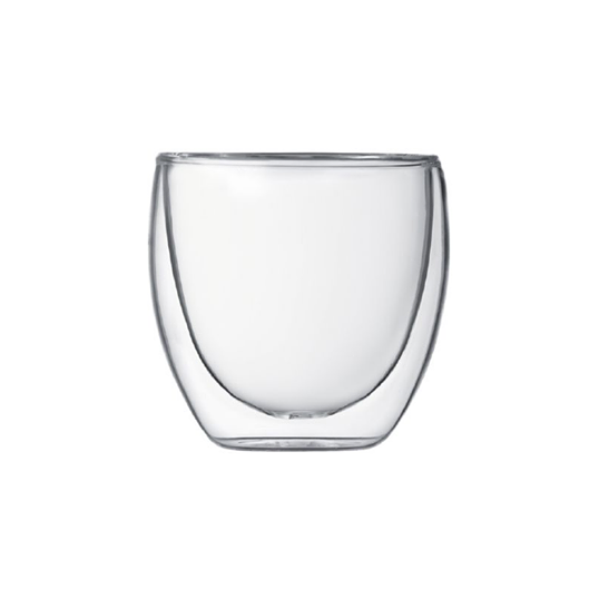 Char Double Glass