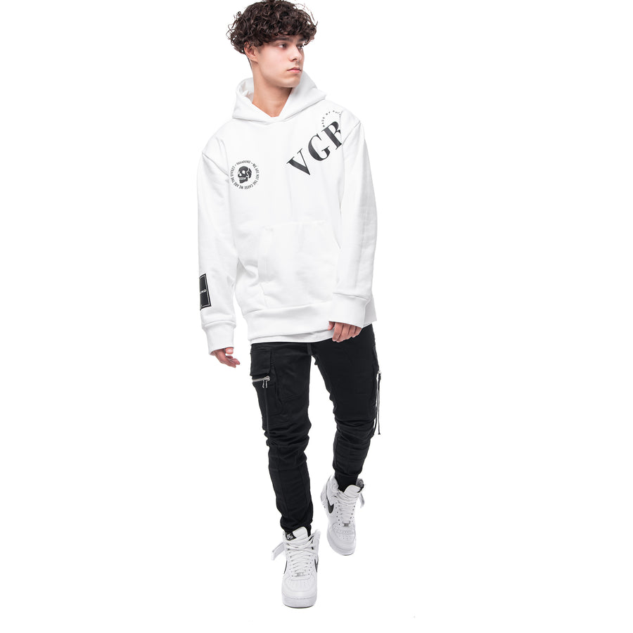 WE ARE BRAND HOODIE - H12183