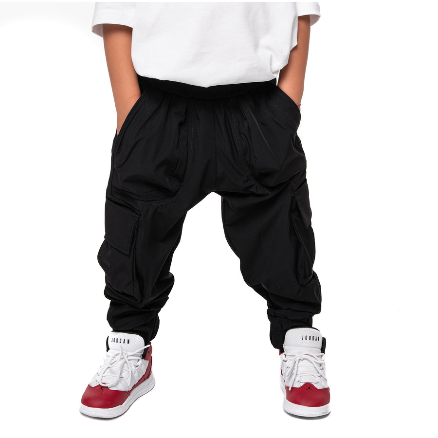 PATCH CARGO PANTS - P31895