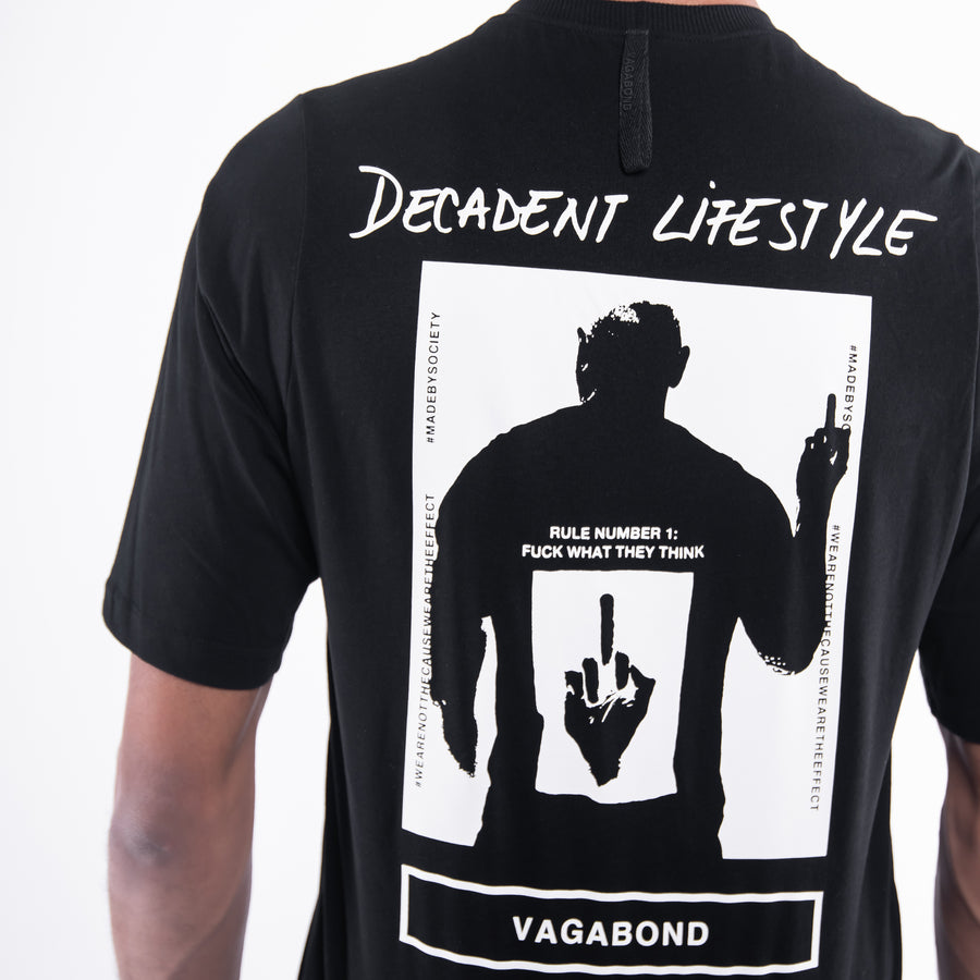 DECADENT LIFESTYLE T-SHIRT - T11543