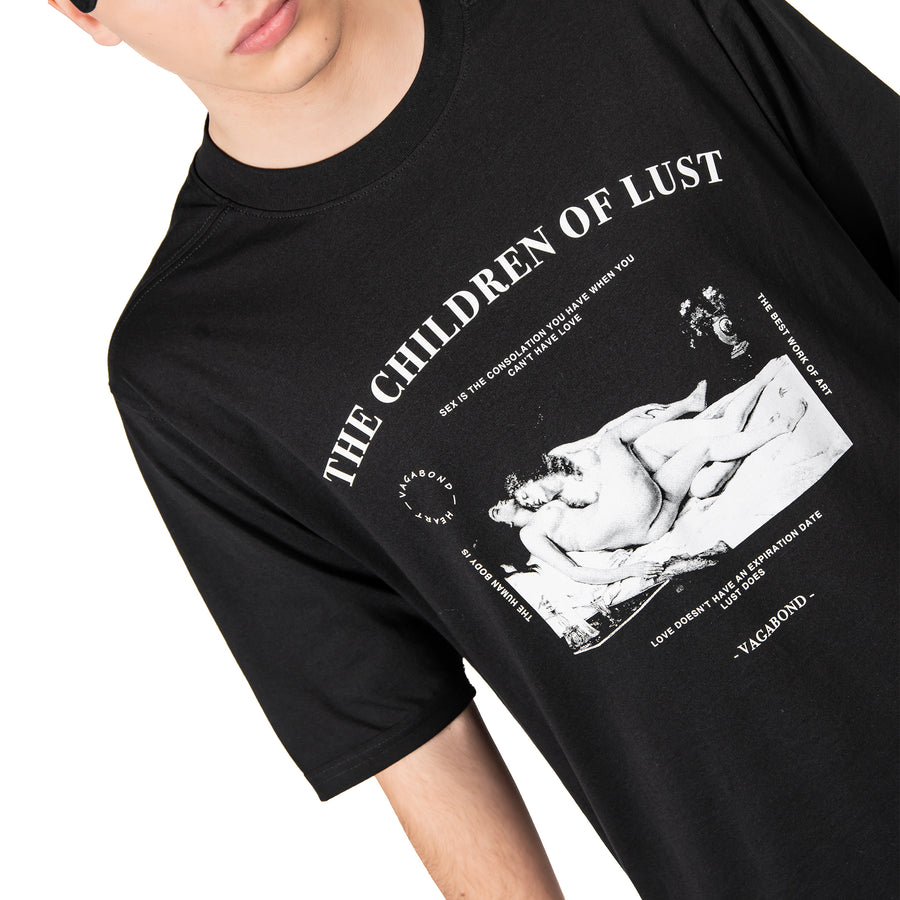 THE CHILDREN OF LUST T-SHIRT - T11955