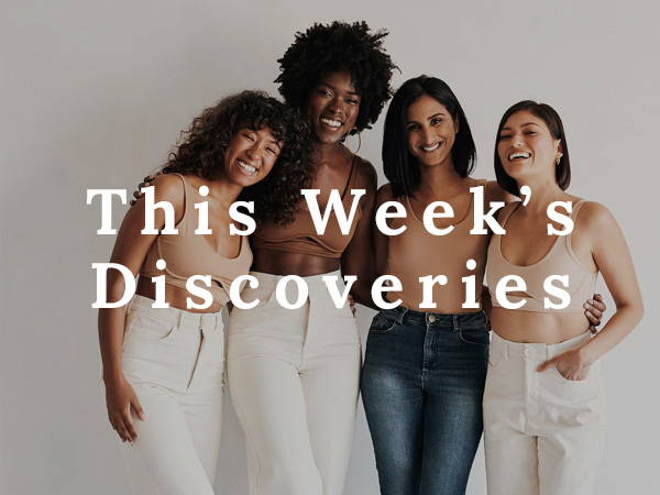 This Week's Discoveries