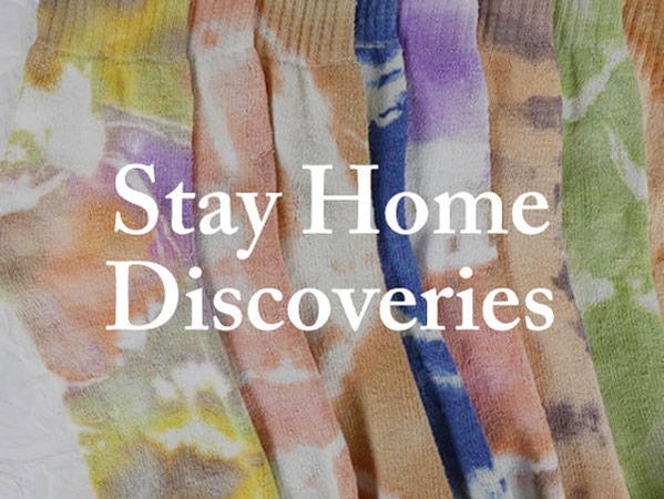 Stay Home Discoveries: Week 4