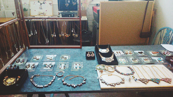 Wolf & Moon Sample Sale | Hackney Downs Studios | Open Studios