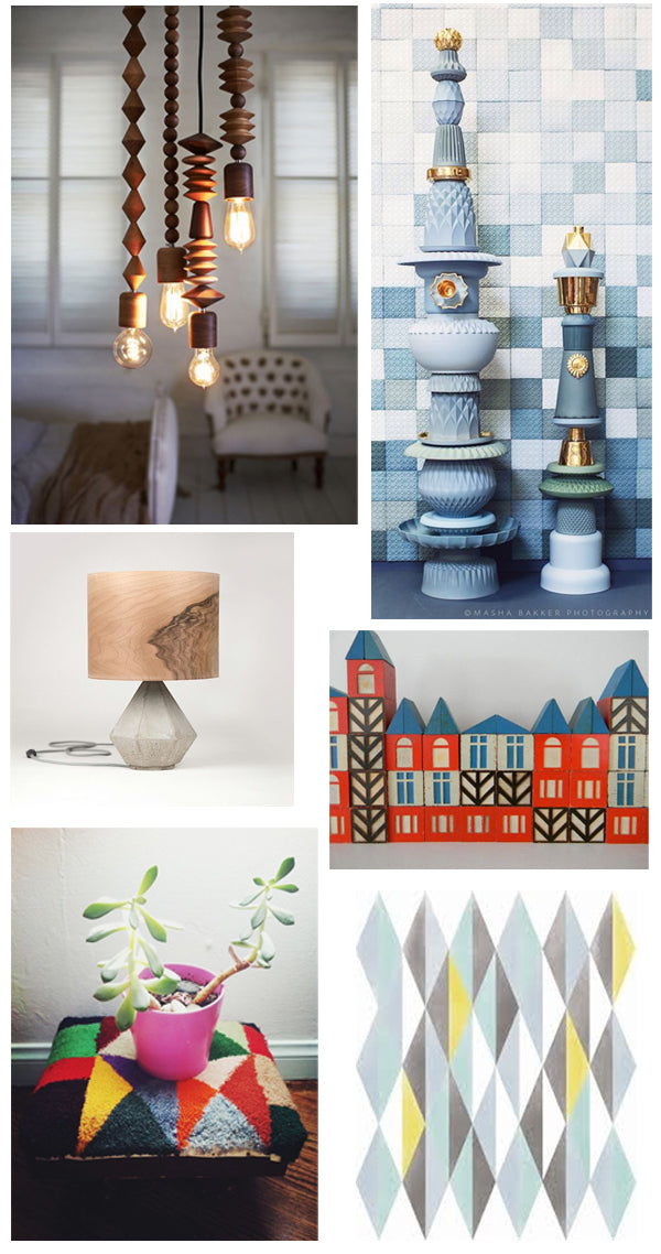 Wolf & Moon | Scandi Inspiration