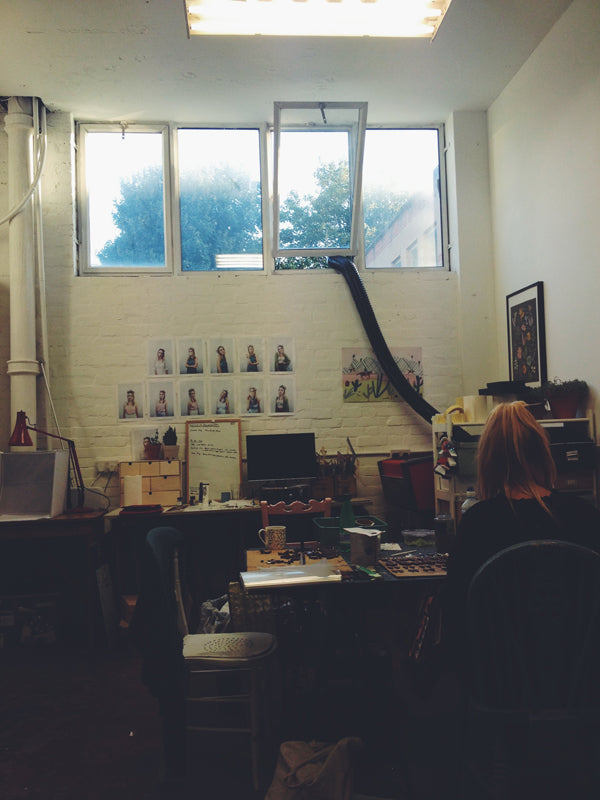 Wolf & Moon Studio | Hackney Downs Studios