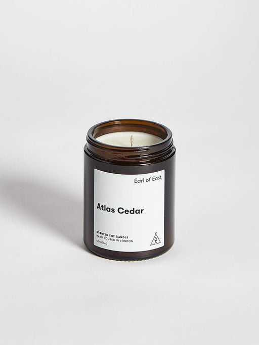 Atlas Cedar Scented Candle