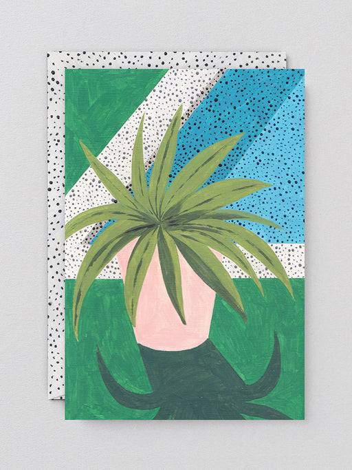 Plant Greetings Card
