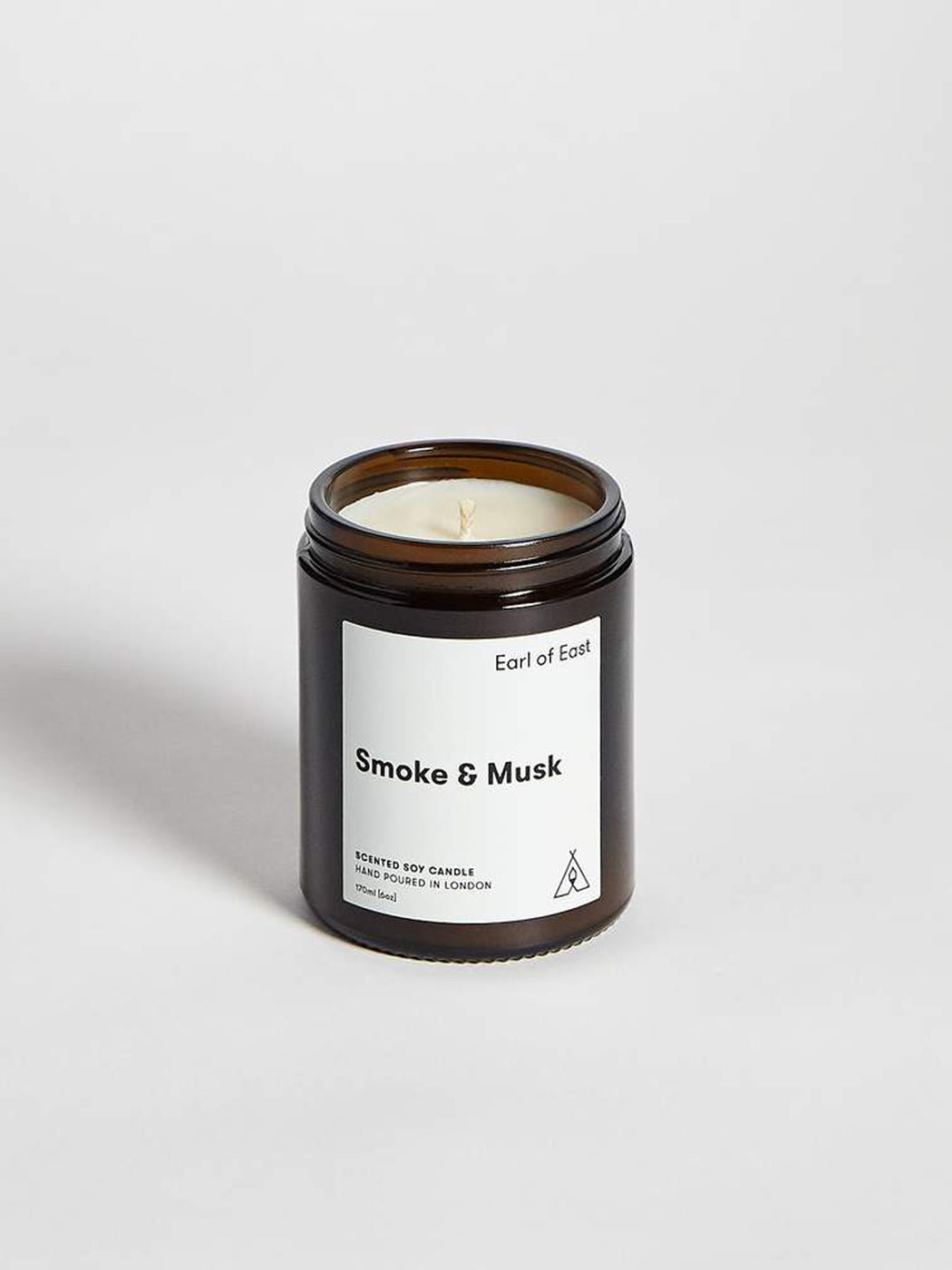 Smoke & Musk Scented Candle