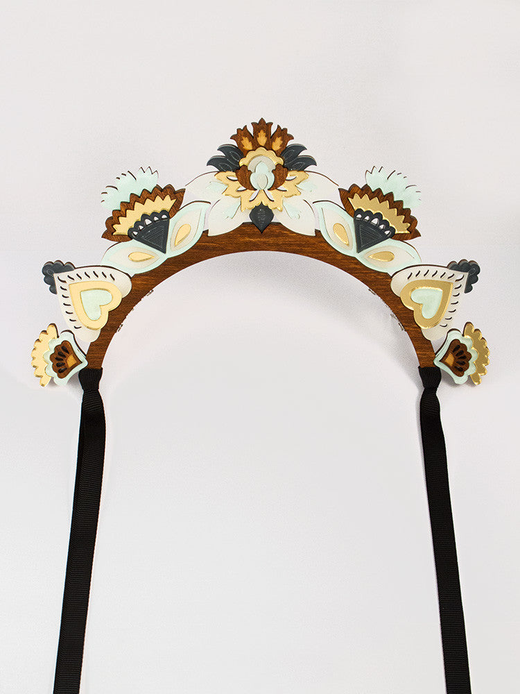 Bloom Headpiece