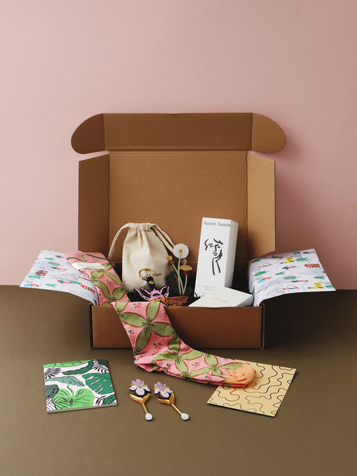 The Self-Care Gift Box