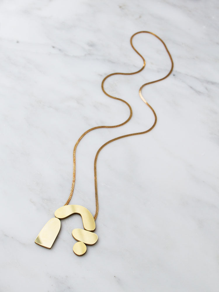 Cassia Necklace