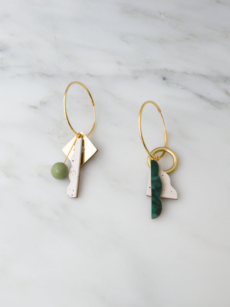 Wolf & Moon | Statement laser-cut jewellery | Handmade in North London.