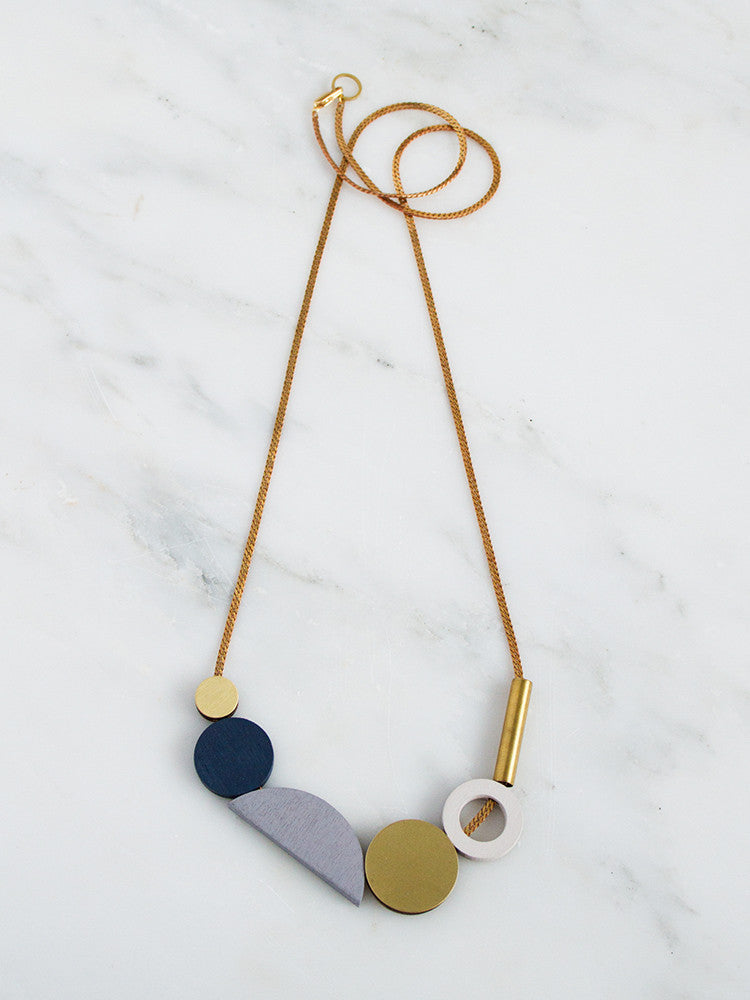 Composition II Necklace
